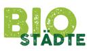 Logo of BioStädte - member of Organic Cities Network Europe