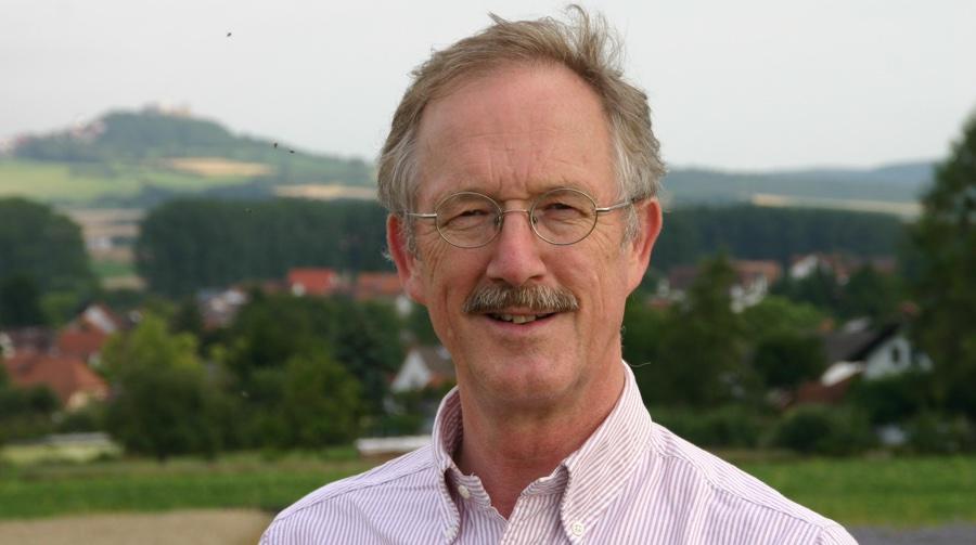 BÖLW chairman Felix Prinz zu Löwenstein-Wertheim-Rosenberg
